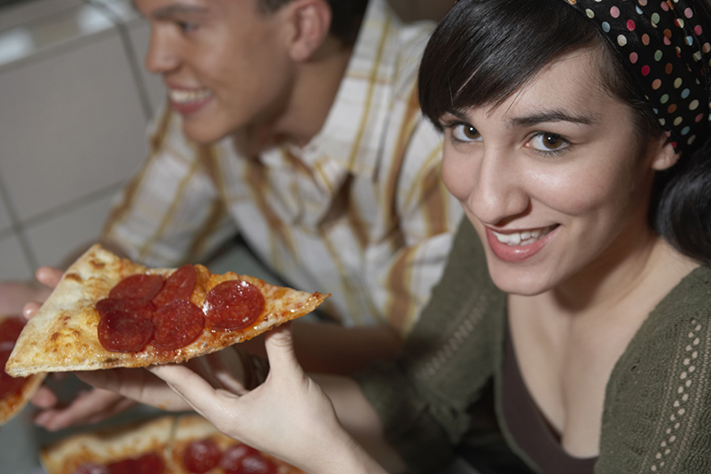 New York Thin Crust pizza in Hiawatha